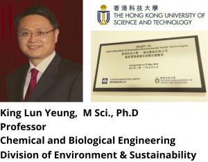 King Lun Yeung, M Sci., Ph.D